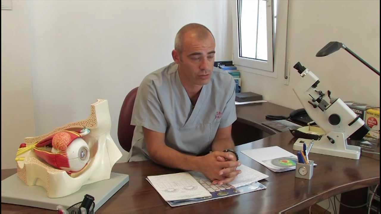 Patologia Corneale Dott. Emilio Pedrotti